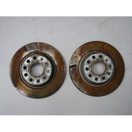 Тормозной диск 1K0617601AD  Volkswagen Tiguan